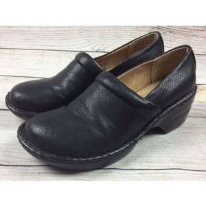Bass Sheena Clog Comfort Slip On Shoes